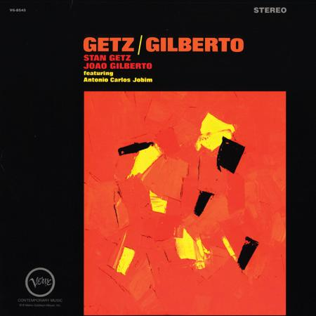 Stan Getz & Joao Gilberto - Getz and Gilberto 1