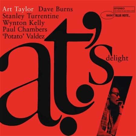 Art Taylor - A.T.'s Delight 1