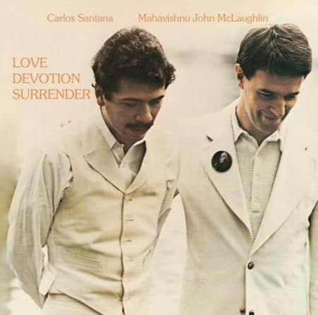 Carlos Santana & John McLaughlin - Love Devotion Surrender 1