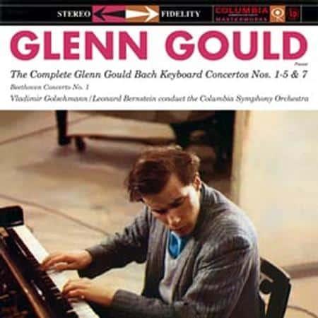 Glenn Gould - The Bach Keyboard Concertos 1