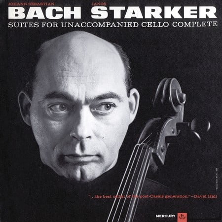 Janos Starker - Bach: Suites For Unaccompanied Cello Complete 1