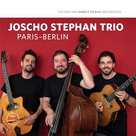 Joscho Stephan Trio - Paris-Berlin 1