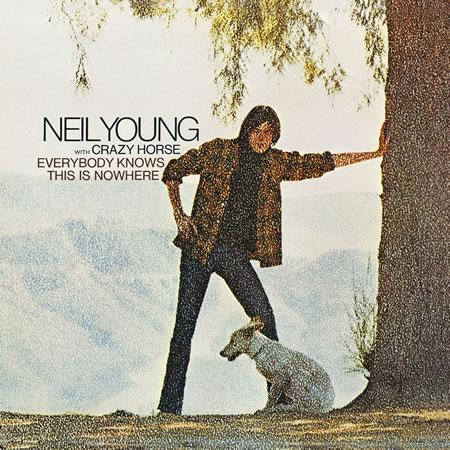 Neil Young With Crazy Horse - Everybody Knows This Is Nowhere 1