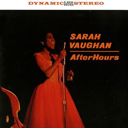 Sarah Vaughan - After Hours 1