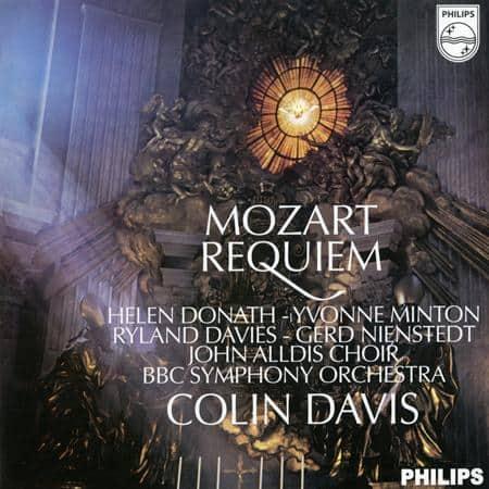 Sir Colin Davis - Mozart: Requiem 1