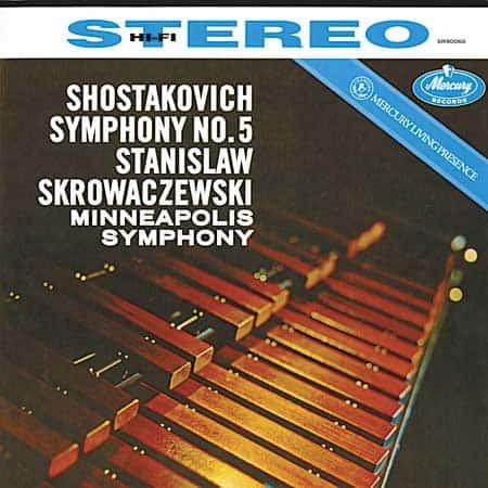 Stanislaw Skrowaczewski - Shostakovich: Symphony No. 5 1
