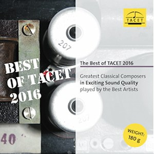 The Best Of Tacet 2016 1