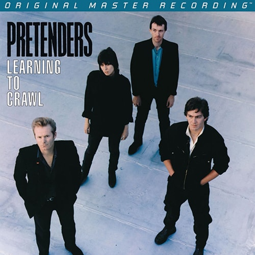 The Pretenders - Learning To Crawl 1