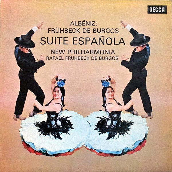 Albéniz: Suite Española 1