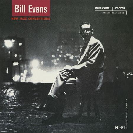 Bill Evans - New Jazz Conceptions 1