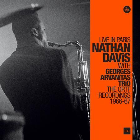Nathan Davis - Live In Paris with Georges Arvanitas Trio 1