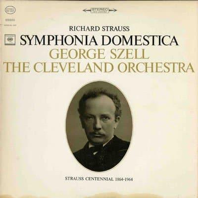 Strauss - Symphonia Domestica 1