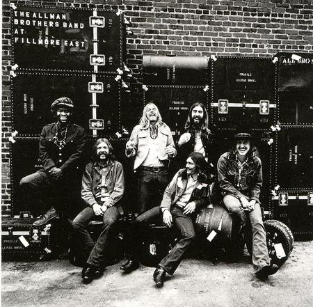 The Allman Brothers Band - Live At The Fillmore East 1