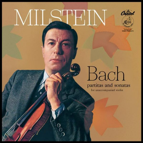 Bach: Partitas And Sonatas For Unaccompanied Violin 1