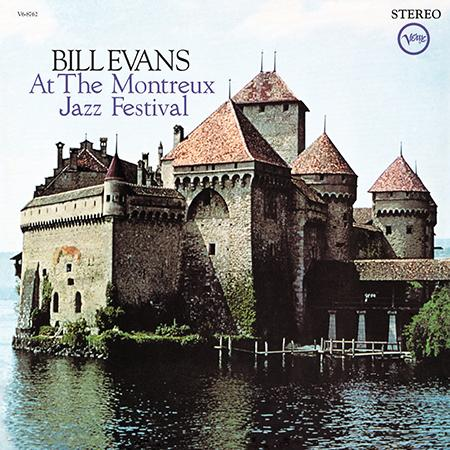 Bill Evans - At The Montreux Jazz Festival 1