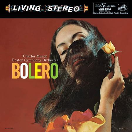 Charles Munch, Boston Symphony Orchestra - Ravel: Bolero 1