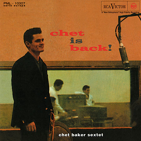 Chet Baker - Chet Is Back 1