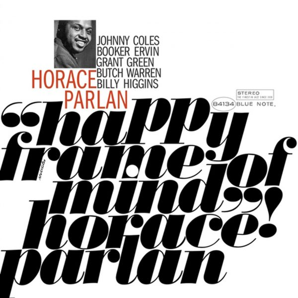 Horace Parlan Happy Frame Of Mind 1