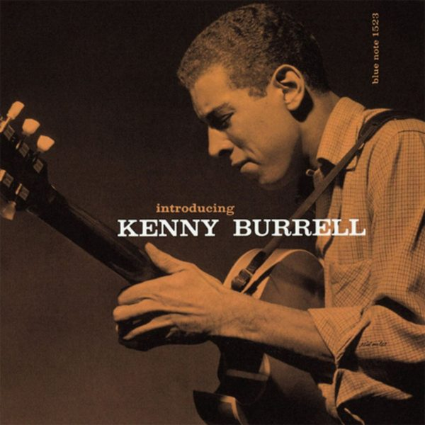 Kenny Burrell - Introducing Kenny Burrell 1