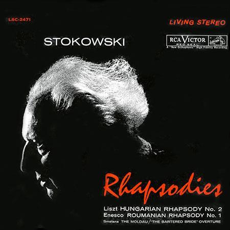Leopold Stokowski - Rhapsodies 1