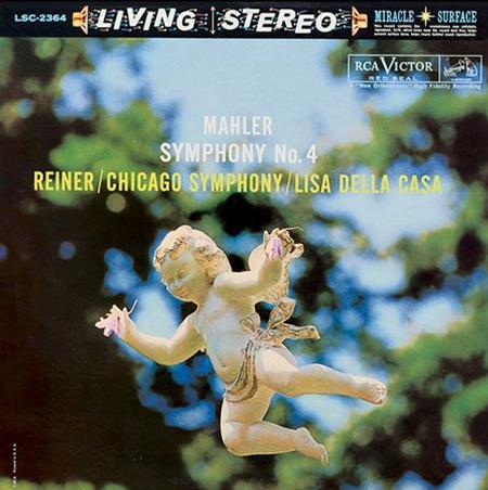 Mahler: Symphony No. 4/ Lisa Della Casa 1