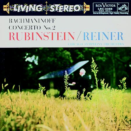 Rubinstein and Reiner, Chicago Symphony Orchestra - Rachmaninoff: Concerto No. 2 1