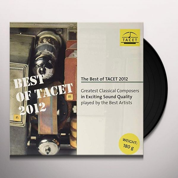 The Best of Tacet 2012 1