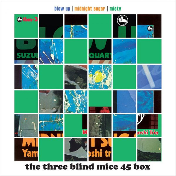 The Three Blind Mice - Caixa Especial 1