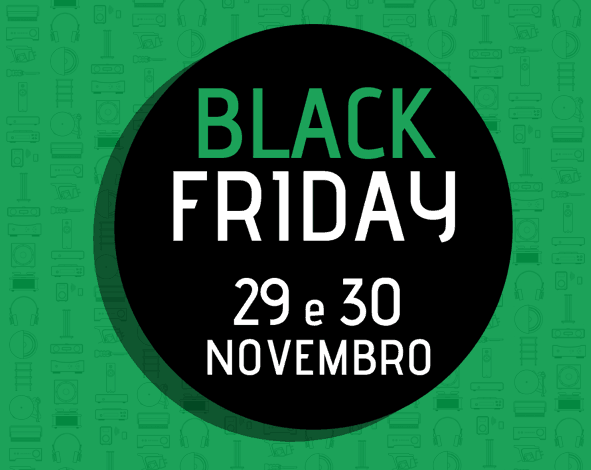 Black Friday na Audio Team 30