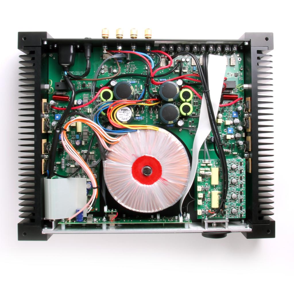 AETHOS - o novo amplificador da REGA 3