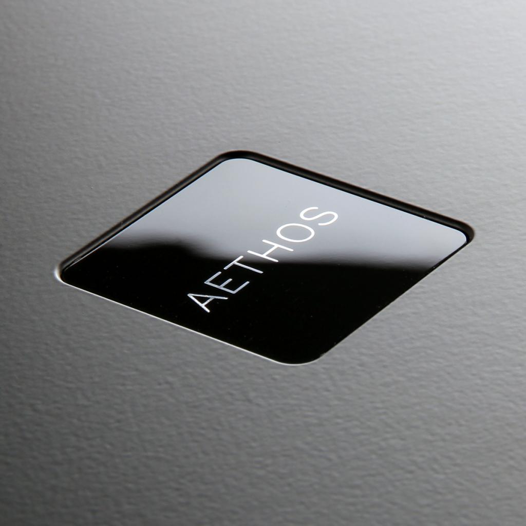 AETHOS - o novo amplificador da REGA 16