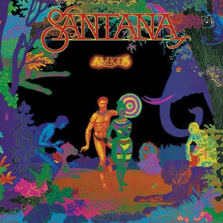 Santana - Amigos 1