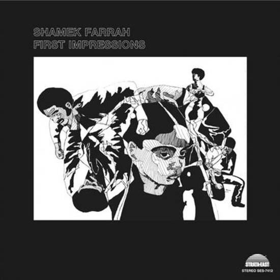 Shamek Farrah - First Impressions 1
