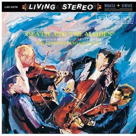 The Julliard String Quartet - Schubert: Death And The Maiden 1