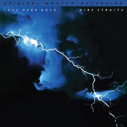 Dire Straits - Love Over Gold 1