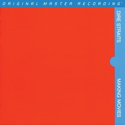 Dire Straits - Making Movies 1