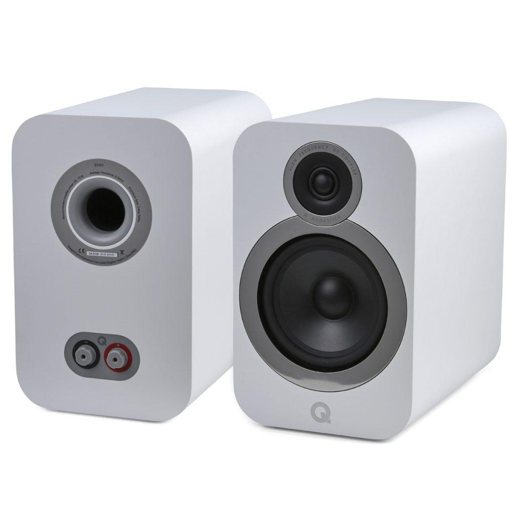 QAcoustics 3030i - Poderosas & Dinâmicas 3