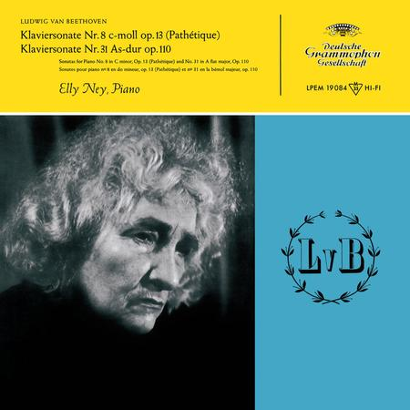 Beethoven: Piano Sonatas Nos. 8, 14, 23, 31 1