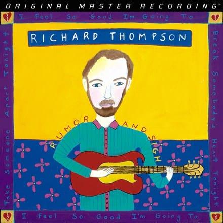 Richard Thompson - Rumor and Sigh 1