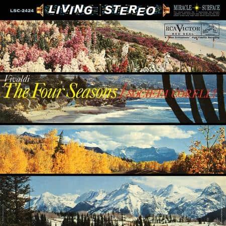 Societa Corelli - Vivaldi: The Four Seasons 1