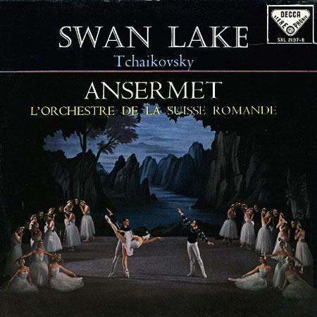 Tchaikovsky: Swan Lake 1