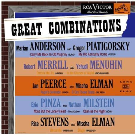 Various Artists - Great Combinations 1