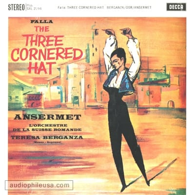 de Falla: The Three-Cornered Hat 1