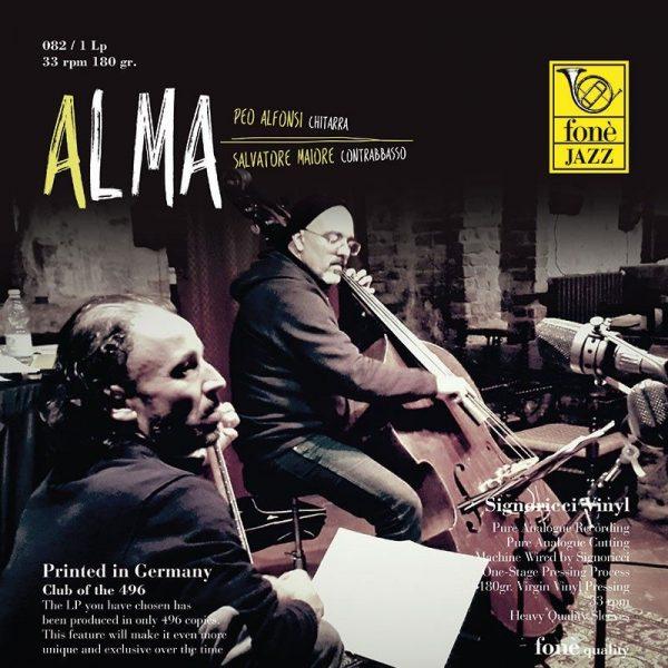 Alma - Peo Alfonsi - Salvatore Maiore 1