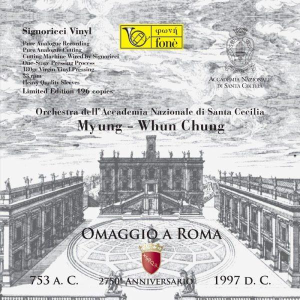 Myung - Whun Chung - Omaggio a Roma 1