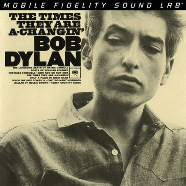 Bob Dylan - The Times They Are A Changin / Stereo 1