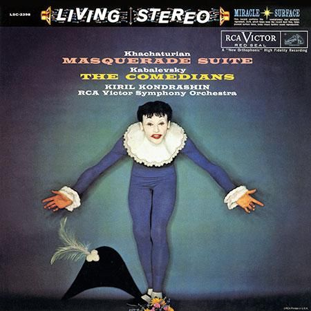 Khachaturian: The Masquerade Suite/ Kabalevsky: The Comedians 1