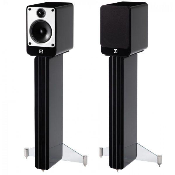 Q Acoustics Concept 20 + Suportes - retoma / como novo 1