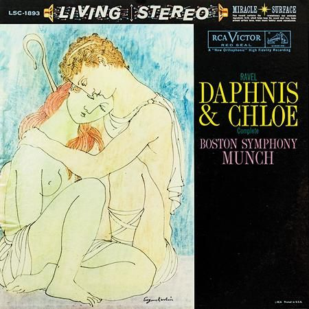 Ravel: Daphnis And Chloe 1