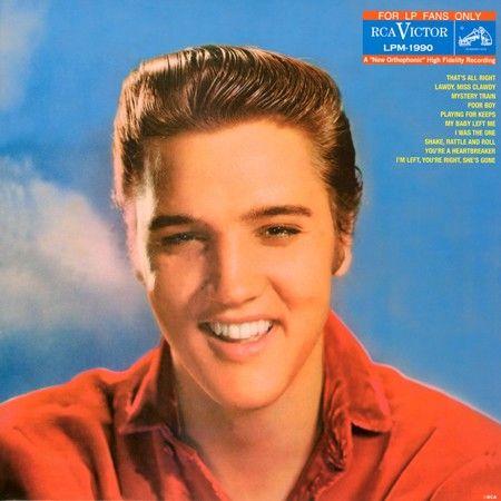 Elvis Presley - For LP Fans Only 1